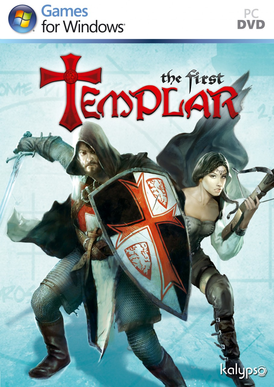 The First Templar. Steam Special Edition v.1.00.595 [PROPHET] (2011) PC | Лицензия