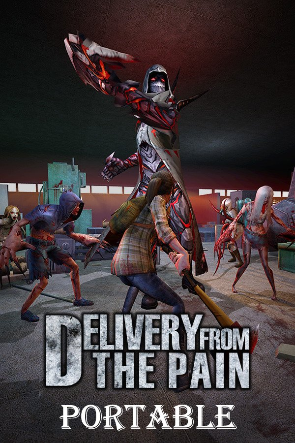 Delivery From The Pain v.1.0.7191 (2019) PC | Лицензия