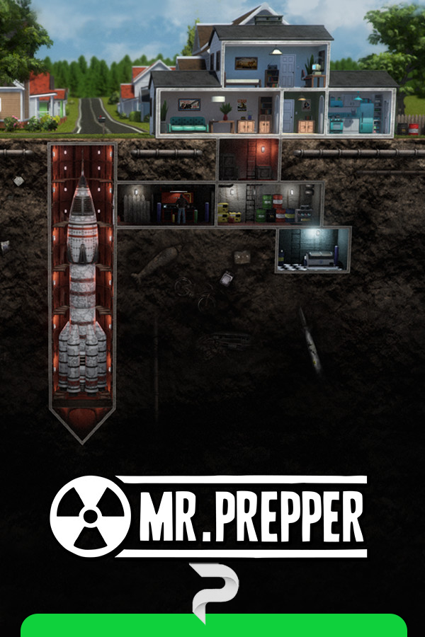 Mr. Prepper [Portable] (2021) PC | Лицензия
