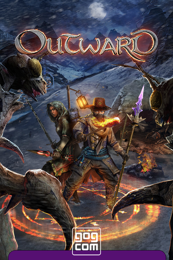 Outward v.1.3.5 (46143) [GOG] (2019) PC | Лицензия
