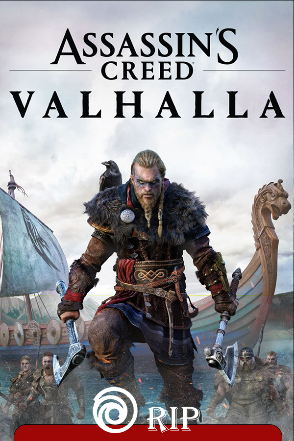 Assassin's Creed: Valhalla [Uplay-Rip] (2020) PC | Лицензия
