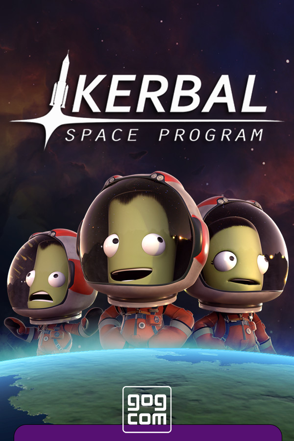 Kerbal Space Program v 1.11.2.03077 (45338) [GOG] (2017)