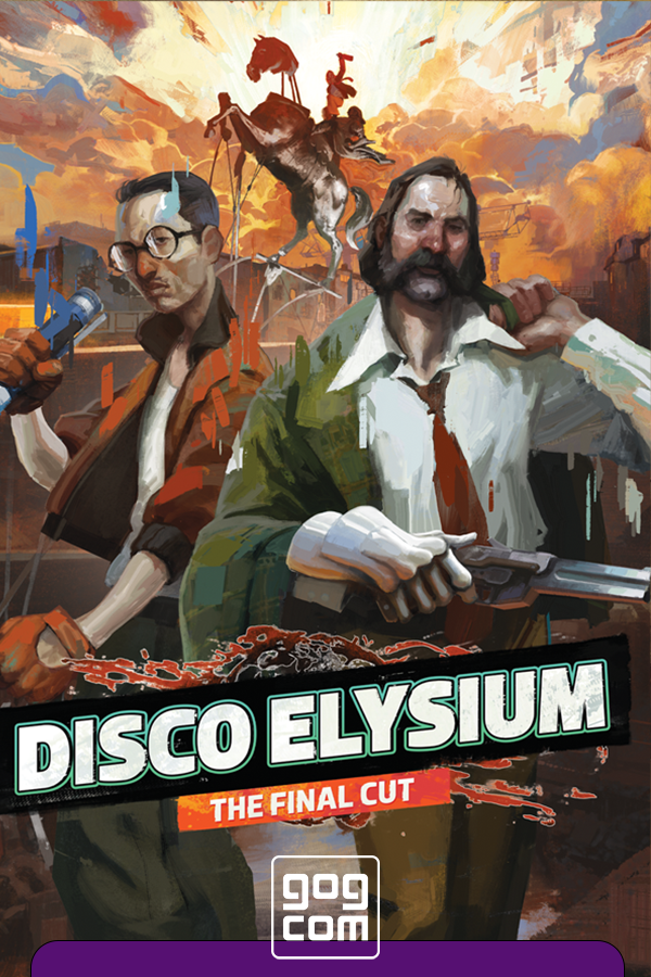 Disco Elysium — The Final Cut [GOG] (2019) PC | Лицензия