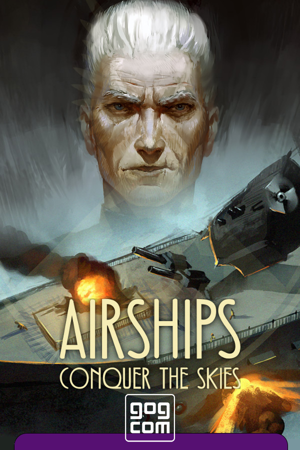 Airships: Conquer the Skies [GOG] (2018) PC | Лицензия