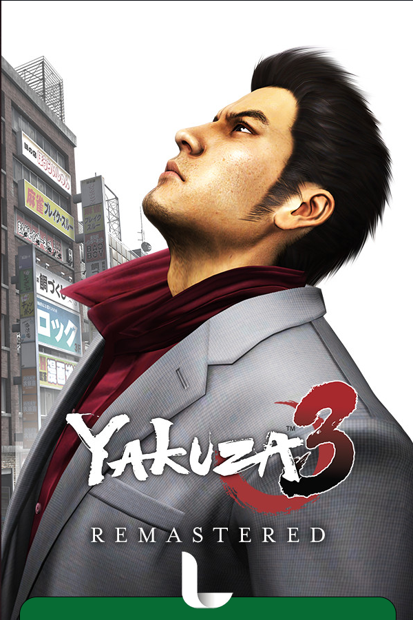 Yakuza 3 Remastered [CODEX] (2009-2021) PC | Лицензия
