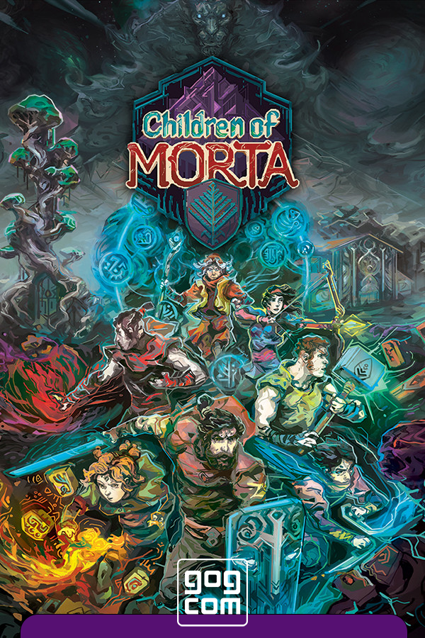 Children of Morta [GOG] (2019) PC | Лицензия