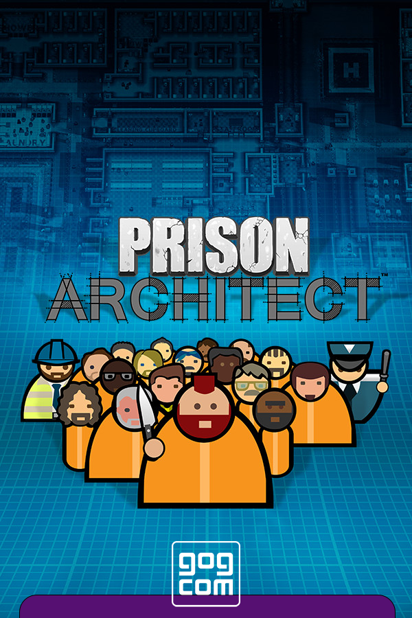 Prison Architect [GOG] (2015) PC | Лицензия