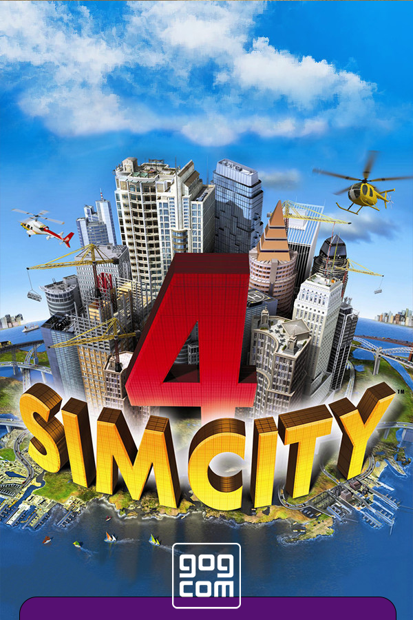 SimCity 4 Deluxe Edition v.1.1.641 hotfix (25621) [GOG] (2003)
