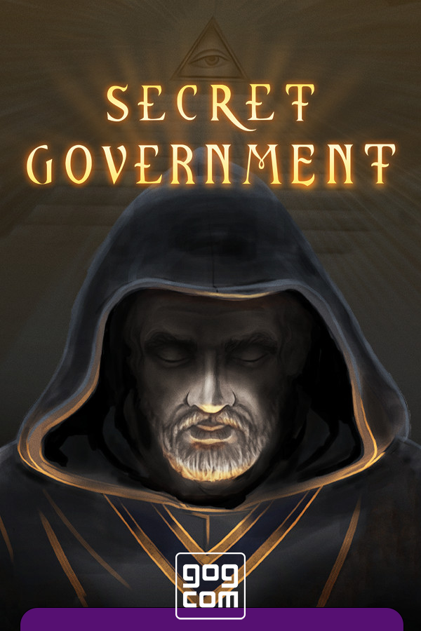 Secret Government v. 1.0.0.8 [GOG] (2020)