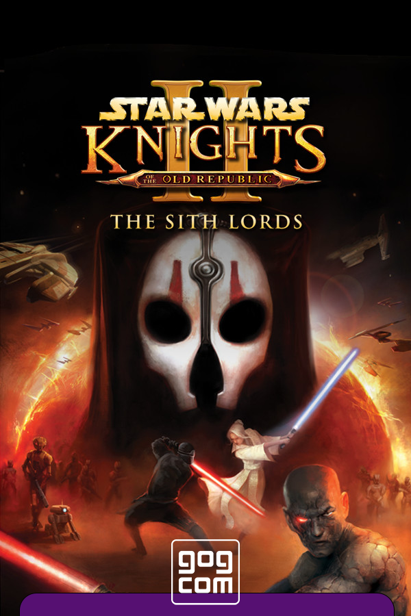 Star Wars Knights of the Old Republic II: The Sith Lords v.1.0b (29869) [GOG] (2004)